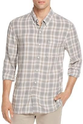 Joe's Jeans Sanoval Plaid Regular Fit Button-Down Shirt