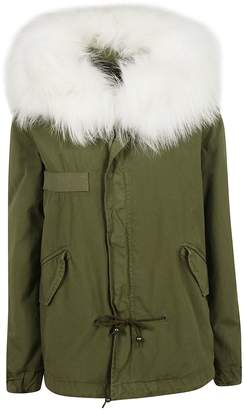 Mr & Mrs Italy Drawstring Parka