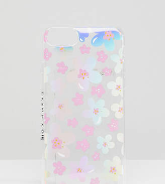 Skinnydip Iridescent Bloom iPhone Case 6/7/8/s