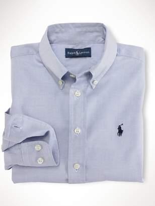 Ralph Lauren Custom-Fit Oxford Shirt
