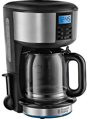 Russell Hobbs Buckingham Stainless Steel Coffee Maker 20680