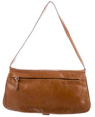 CNC Costume National Leather Shoulder Bag