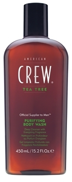 American Crew Tea Tree Purifying Body Wash 450ml