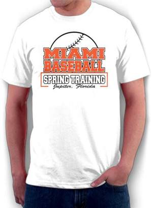 Generic Miami Spring Training, Multiple Sizes Available
