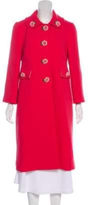 Dolce & Gabbana 2018 Wool Coat
