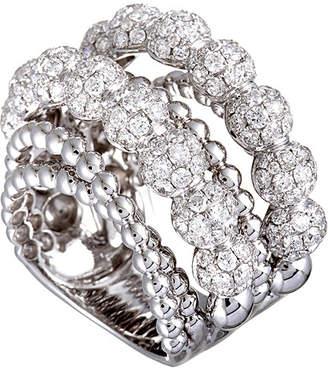 Odelia 18K 3.90 Ct. Tw. Diamond Ring