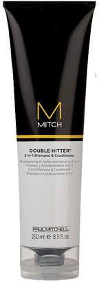 MITCH Mitch Double Hitter Shampoo 8.5oz Shampoo - 8.5 oz.