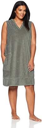 Arabella Women's Plus Size Hoodie Pullover Loungewear Caftan
