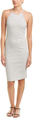 NSR Ribbed Sheath Dress