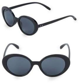 Fantas-Eyes 47MM Oval Sunglasses