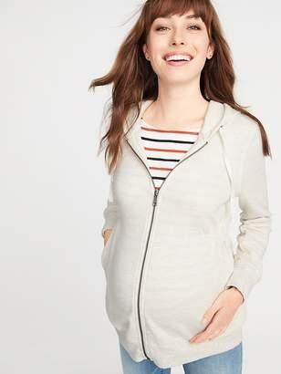 Old Navy Maternity Cinched-Waist Zip Hoodie