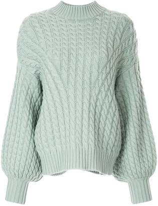 Zimmermann cable knit sweater