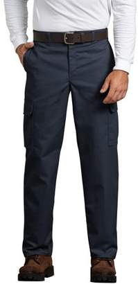 Dickies Genuine Men's Relaxed Fit Flat Front Cargo Pant