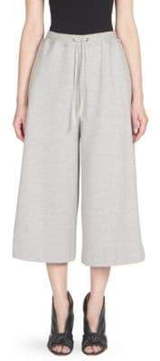 Maison Margiela Drawstring Cotton Culottes