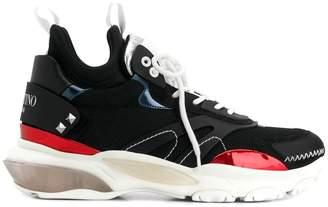 Valentino garavani bounce sneakers black