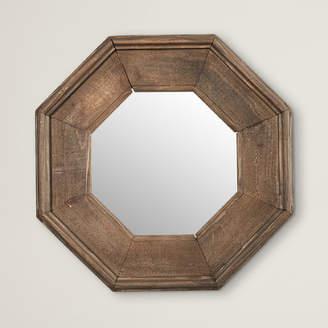 Three Posts Octagon Mirror