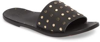 Beek Lovebird Studded Slide Sandal