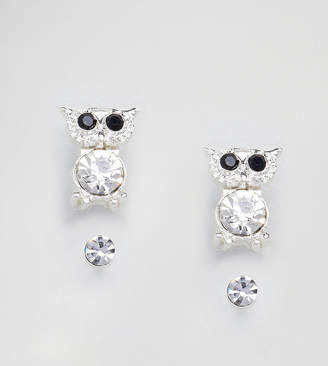 Johnny Loves Rosie 2 Pack Stud With Owl