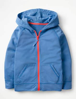 Boden Lightweight Zip-up Hoodie