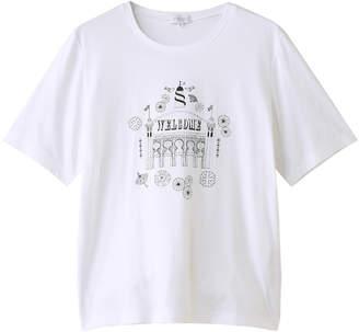 Mackintosh Philosophy (マッキントッシュ フィロソフィー) - マッキントッシュ フィロソフィー ウォッシャブルWELCOMEプリント Tシャツ
