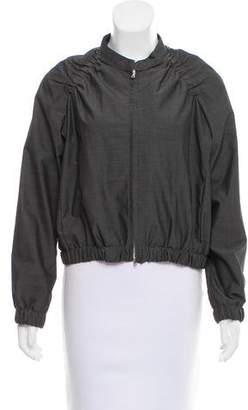 Marni Lightweight Zip-Up Jacket