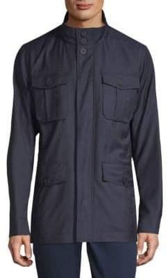 HUGO BOSS T-Coper Wool Jacket