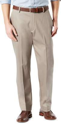 Dockers Signature Khaki Classic-Fit Flat-Front Pants