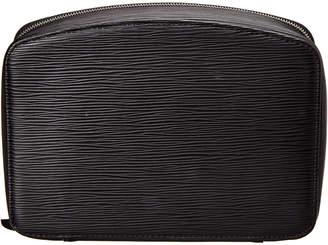 Louis Vuitton Black Epi Leather Poche Monte Carlo