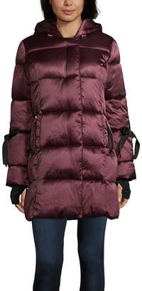 TRIPLE STAR Triple Star Hooded Heavyweight Puffer Jacket