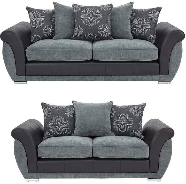 Danube 3-Seater + 2-Seater Sofa Set
