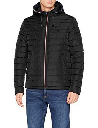 Tommy Hilfiger Men's Lathan Detachable Hooded Jacket