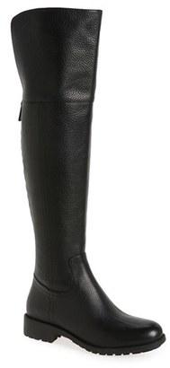 Women's Cole Haan Pretiss Waterproof Over The Knee Boot $430 thestylecure.com