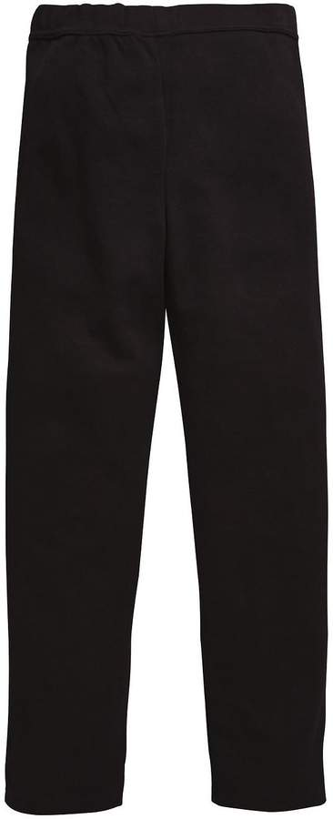 Very Schoolwear Girls Jersey School Trousers - Black (2 Pack)