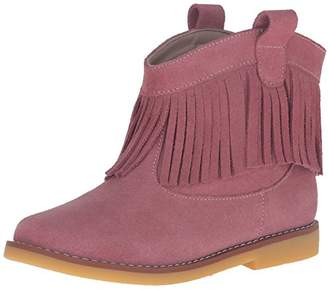 Elephantito Girls' Bootie w Fringes Fashion Boot