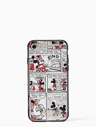 Kate Spade for minnie comic iphone 7 & 8 case