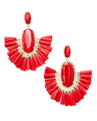 Kendra Scott Cristina Statement Earrings