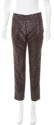 Giambattista Valli Mid-Rise Straight-Leg Pants w/ Tags