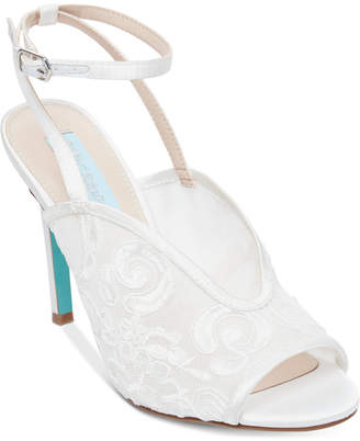 Betsey Johnson Blue by Lula Evening Sandals Women Shoes