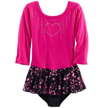Jacques Moret Girls 4-14 Embellished Falling Petal Skirtall