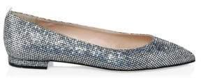 Sarah Jessica Parker Story Glitter Flats