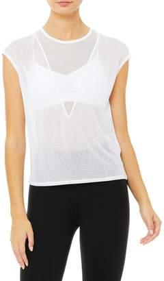 Alo Yoga Descent Short Sleeve Top