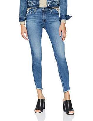AG Adriano Goldschmied Women's Farrah HIGH-Rise Skinny Ankle