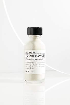 Fig + Yarrow Tooth Powder