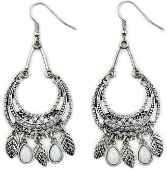 Arizona Clear Drop Earrings