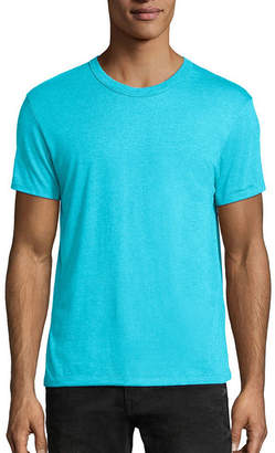 Hanes Mens Modal Tri-Blend Short Sleeve Tee
