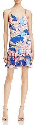 Cooper & Ella Jessica Tropical Print Dress
