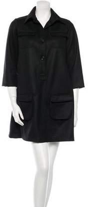 Diane von Furstenberg Wool Dress w/ Tags