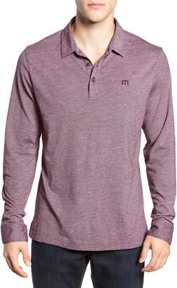 Travis Mathew Gir Pin Dot Polo