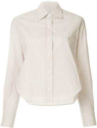 We11done striped shirt