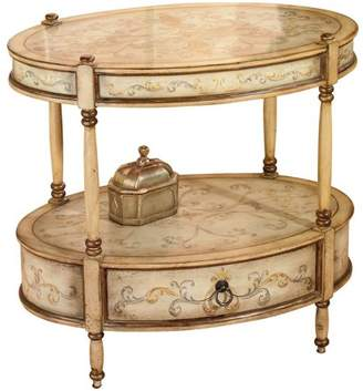 Butler Specialty Company Butler Barrington Oval Accent Table, Multiple Colors